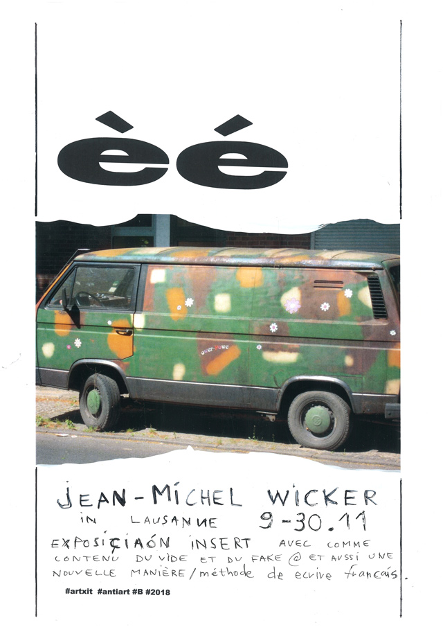 Jean-Michel Wicker: èé